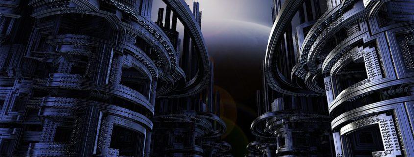 struttura 3d artist