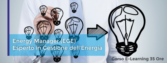 corso energy manager ege