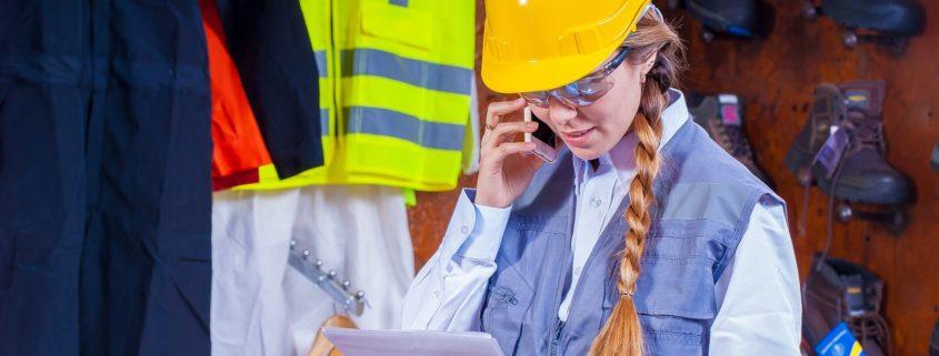 dispositivi di protezione sicurezza sul lavoro