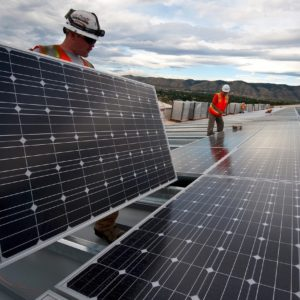 corso fer elettrica pannello solare