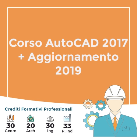 corso autocad 2017 aggiornamento 2019