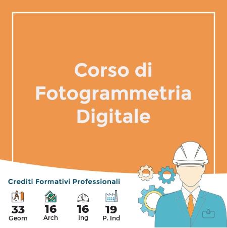 corso di fotogrammetria digitale