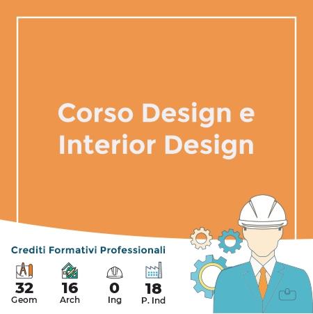 Corso Design e Interior Design