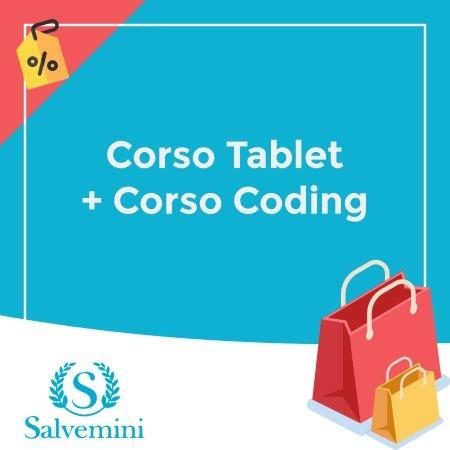 corso tablet più corso coding